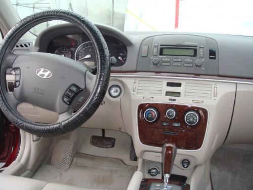X on Hyundai Sonata