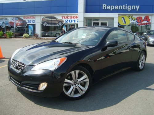 2010 hyundai genesis coupe 2 0t coup turbo hyundai genesis coupe vendre hyundai occasion. Black Bedroom Furniture Sets. Home Design Ideas