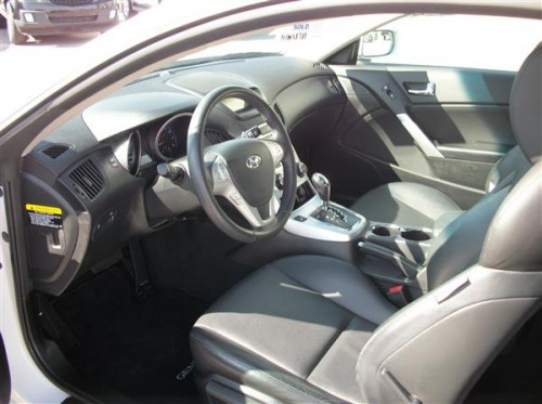 Hyundai Genesis Coupe 2 0t Premium 2010 Hyundai Genesis